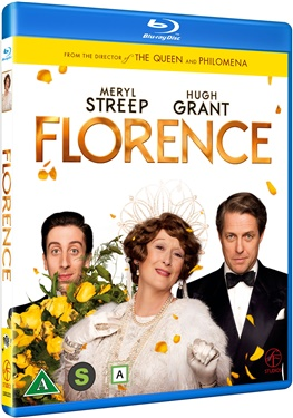 Florence Foster Jenkins (beg hyr blu-ray)
