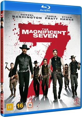 Magnificent Seven (beg blu-ray)