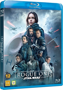 Star Wars: Rogue One - A Star Wars story (beg blu-ray)