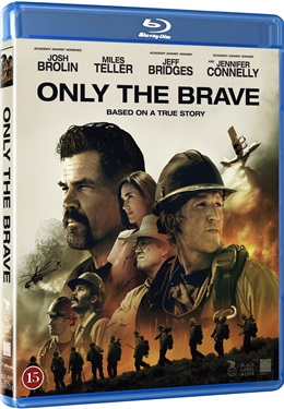 Only the Brave (beg blu-ray)