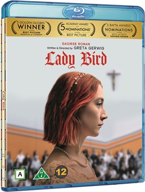 Lady Bird (blu-ray)