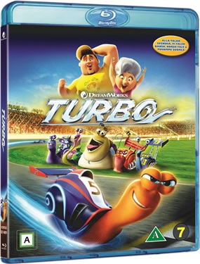 Turbo (beg blu-ray)