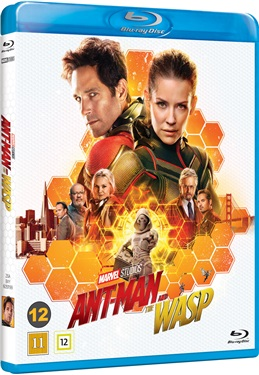 Ant-Man and The Wasp (beg blu-ray)