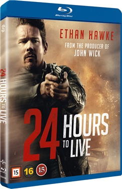 24 Hours to Live (beg blu-ray)