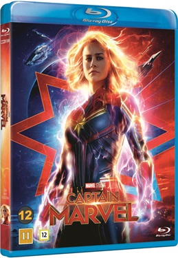 Captain Marvel (beg blu-ray)