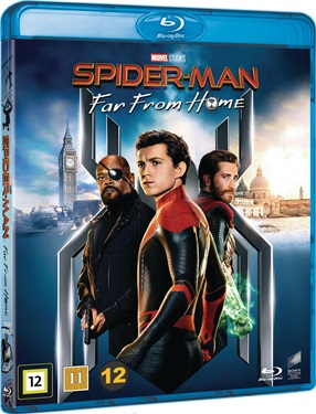 Spider-Man: Far From Home (beg blu-ray)