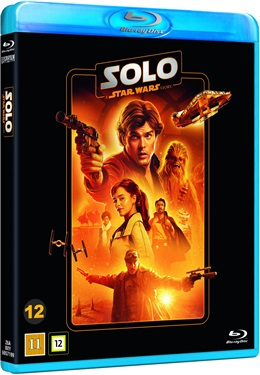 Solo A Star Wars Story (2-disc) BEG BLU-RAY