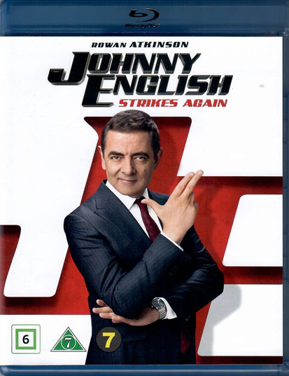 Johnny English Strikes Again (Second-Hand Blu-Ray)