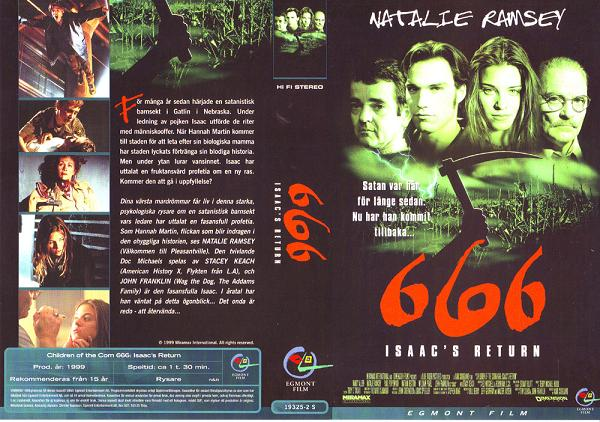666 - ISAC'S RETURNS (CHILDREN OF THE CORN 6 (VHS)