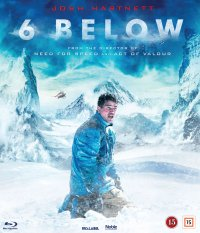 6 below (Blu-ray) beg hyr