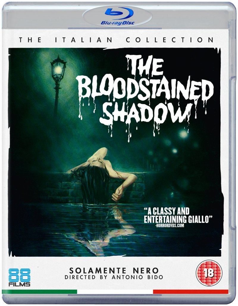 Bloodstained Shadow (Blu-Ray) uk