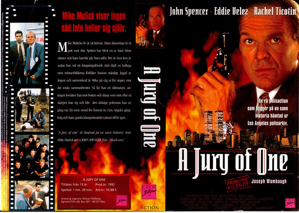 A JURY OF ONE (VHS)