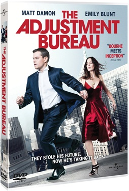 Adjustment Bureau (beg dvd)