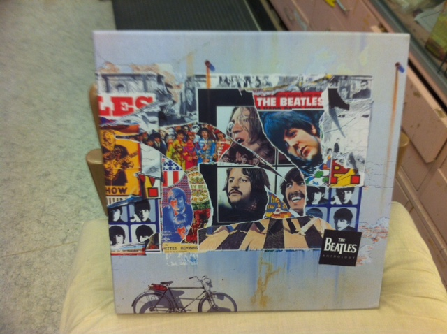 BEATLES - ANTHOLOGY (LASER-DISC)