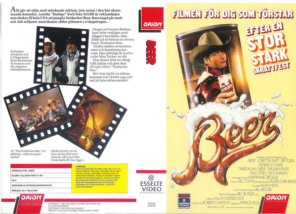 25150 BEER (VHS)
