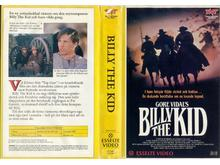 BILLY THE KID (VHS)