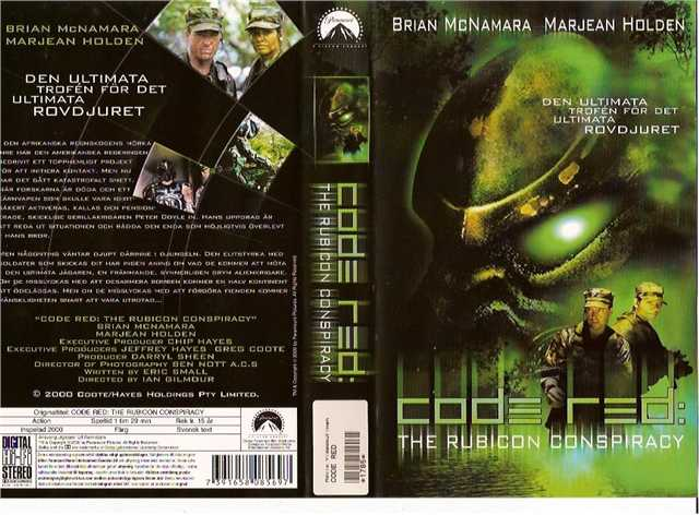 The Code Conspiracy [2002]