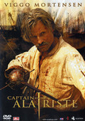 Captain Alatriste (beg dvd)