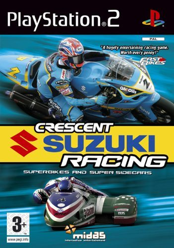 Crescent Suzuki Racing  (PS2)