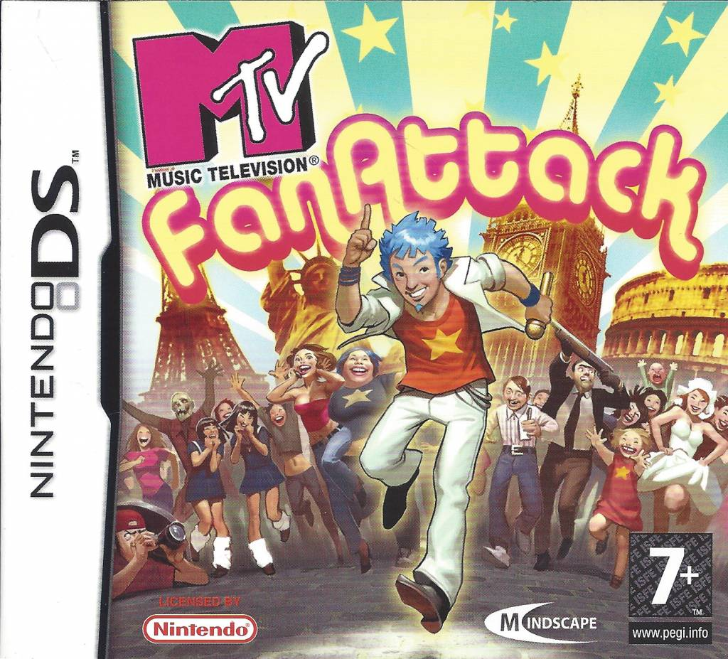 FAN ATTACK (DS)