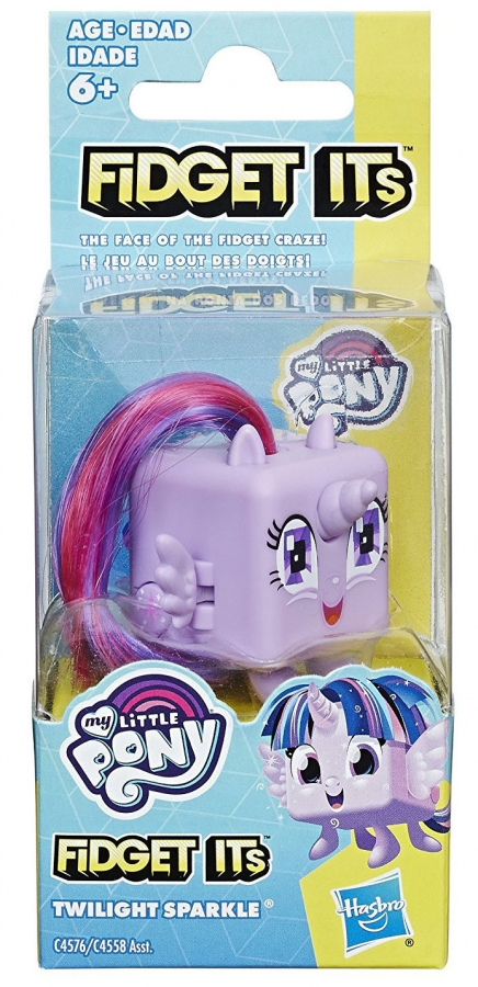 Fidget Cube: Twilight Sparkle