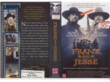 FRANK AND JESSE (VHS)