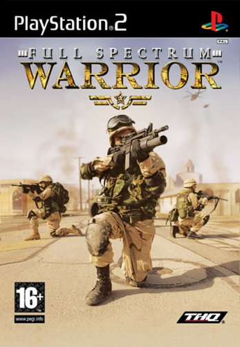 Full Spectrum Warrior (beg ps 2)
