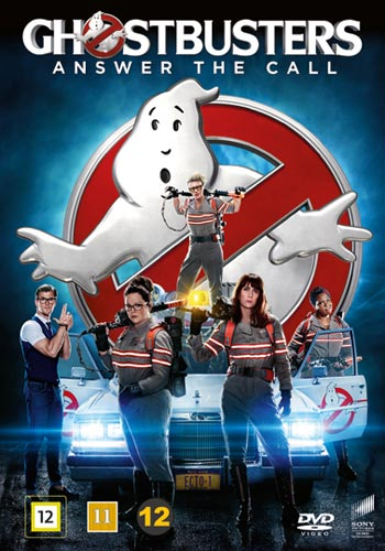 Ghostbusters - 2016 (DVD) beg