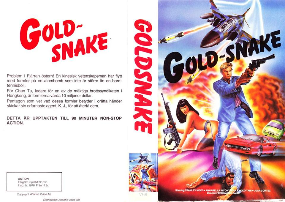 GOLDSNAKE