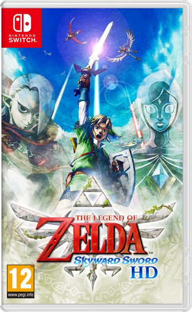 Legend of Zelda: Skyward Sword HD (switch)