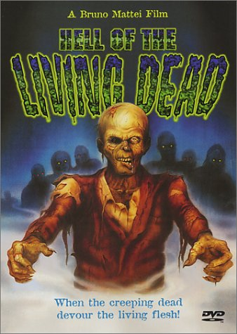 HELL OF THE LIVING DEAD (BEG DVD)
