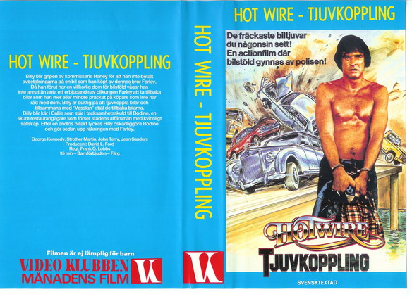 HOT WIRE TJUVKOPPLING
