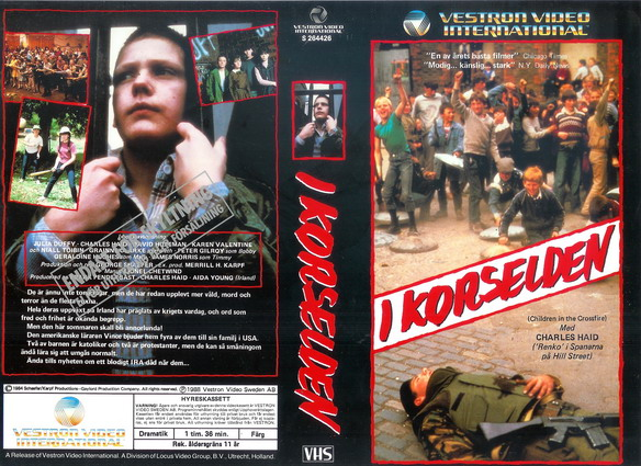 I KORSELDEN (VHS)