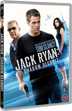 Jack Ryan: Shadow Recruit (beg hyr dvd)