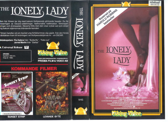 LONELY LADY (VHS)