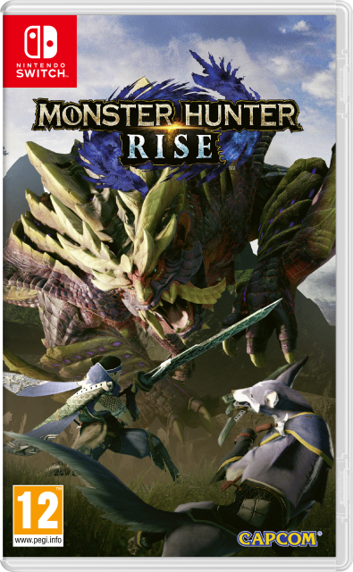 Monster Hunter Rise (switch)