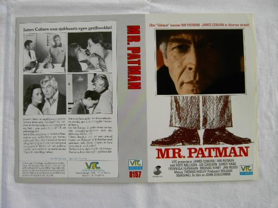8157 MR PAT MAN (VHS)