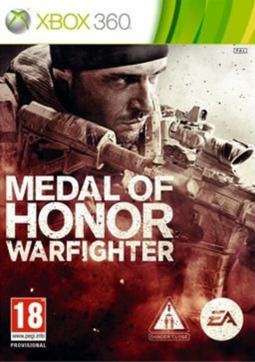 Medal of Honor - Warfighter (BEG -X360
