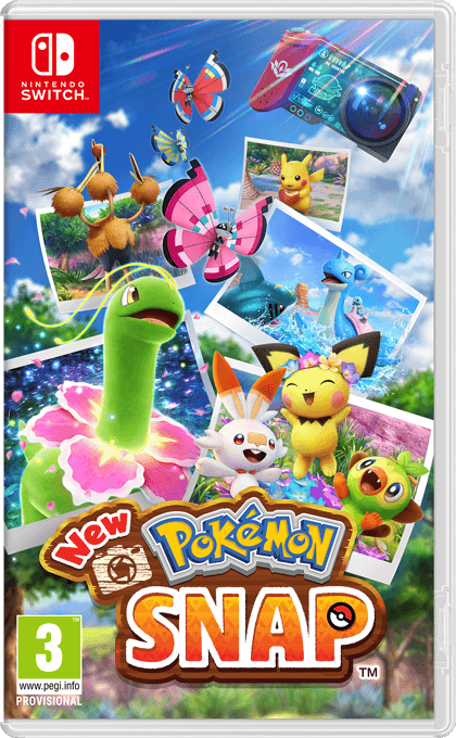 New Pokémon Snap (switch)