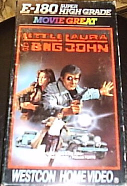 2069 LITTLE LAURA AND BIG JOHN (VHS)