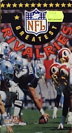 NFL GREATEST RIVALRIES (VHS) (USA-IMPORT)