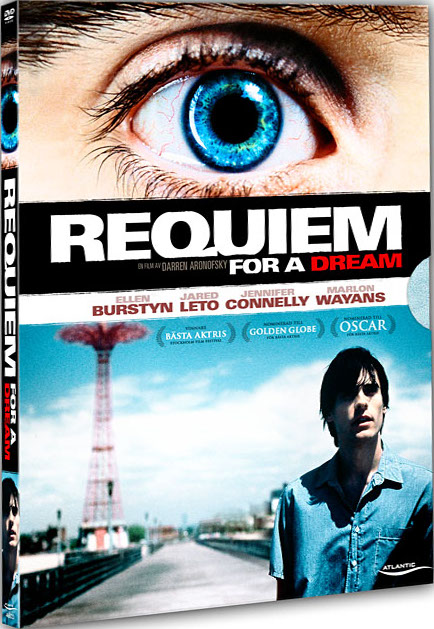 Requiem For A Dream (beg dvd)