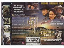 RETURN TO LONESOME DOVE (vhs)