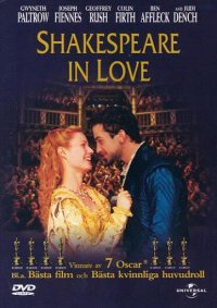 Shakespeare in Love (DVD) beg
