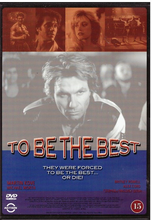 10341 TO BE THE BEST (BEG DVD)