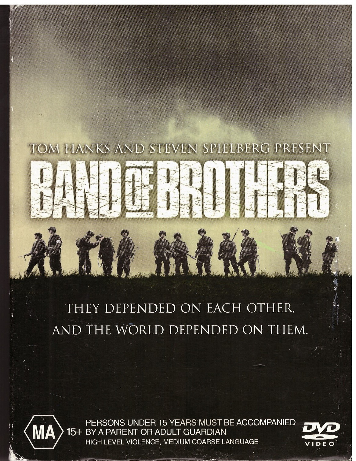 BAND OF BROTHERS (BEG DVD) AUS