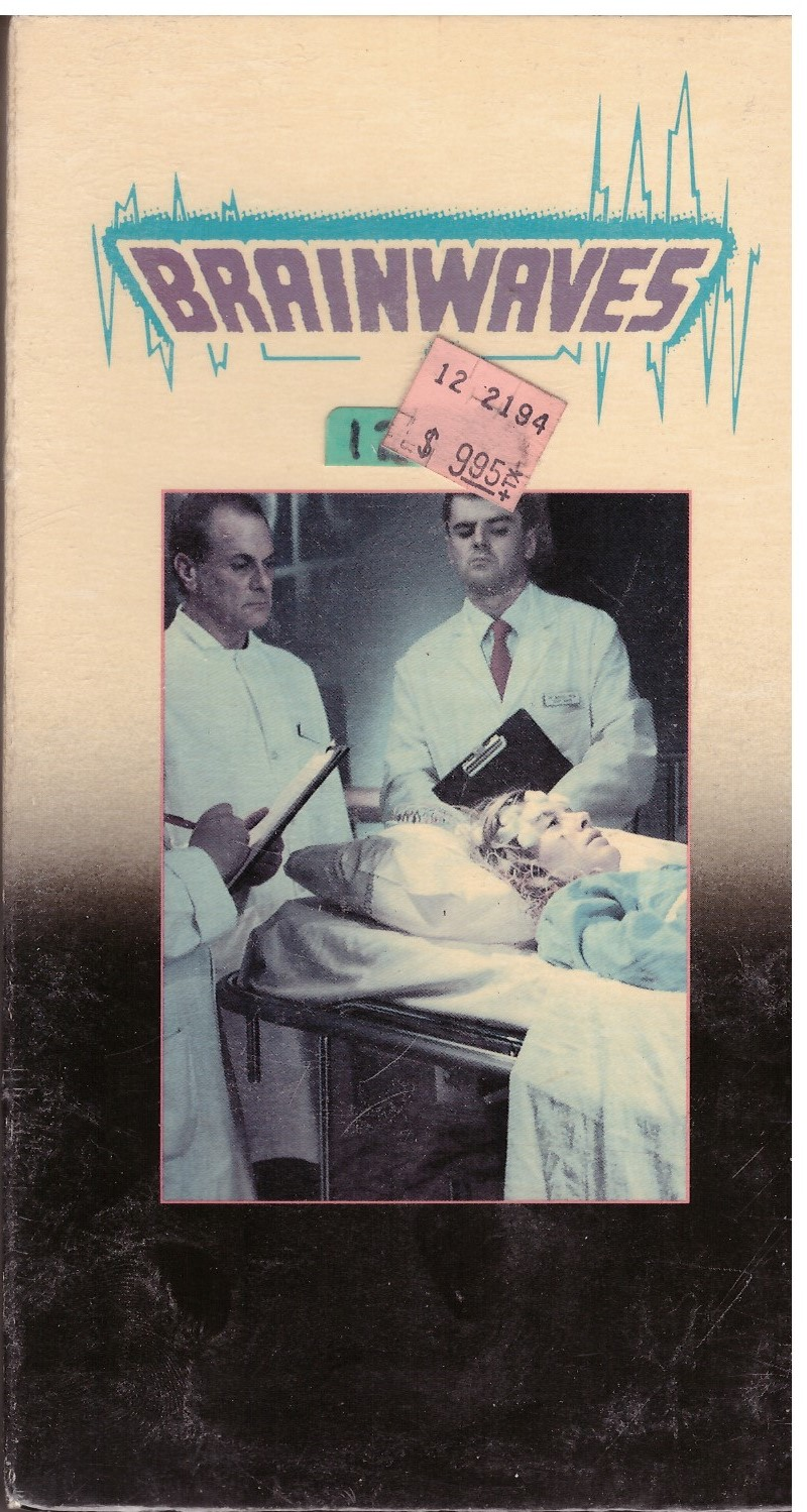 BRAINWAVES (VHS) USA