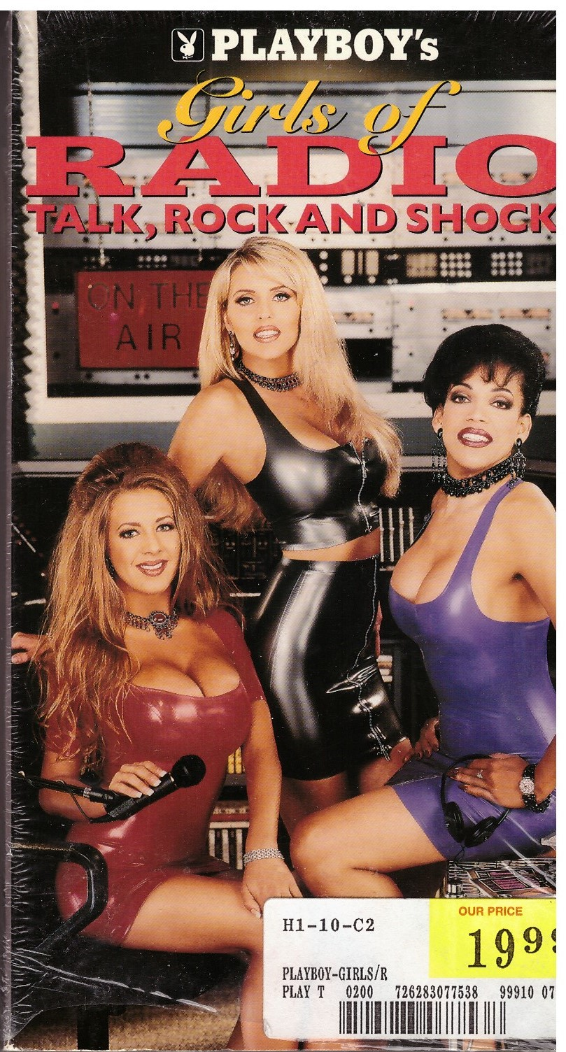 GIRLS OF RADIO (VHS) USA