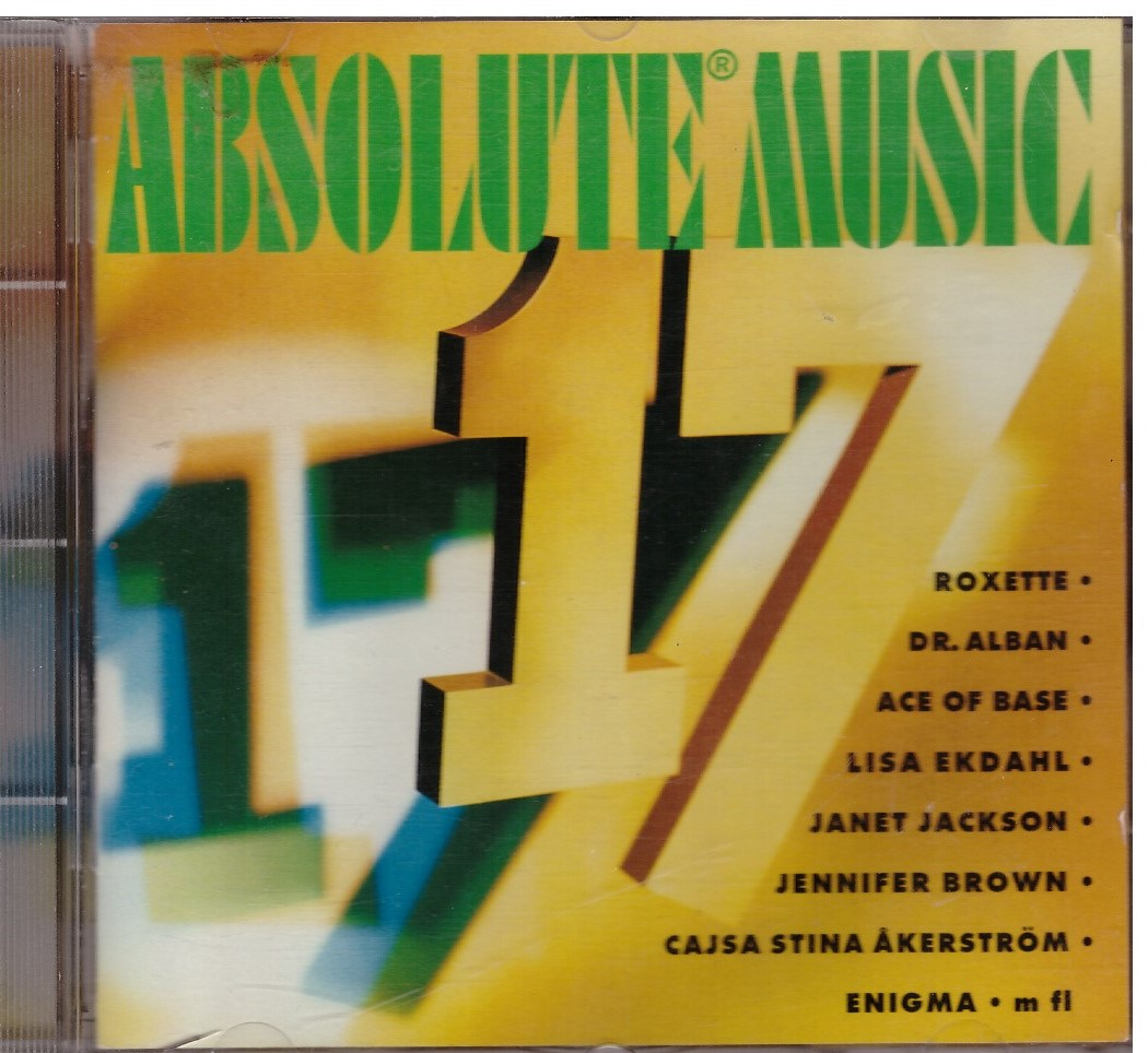 ABSOLUTE MUSIC 17 (BEG CD)