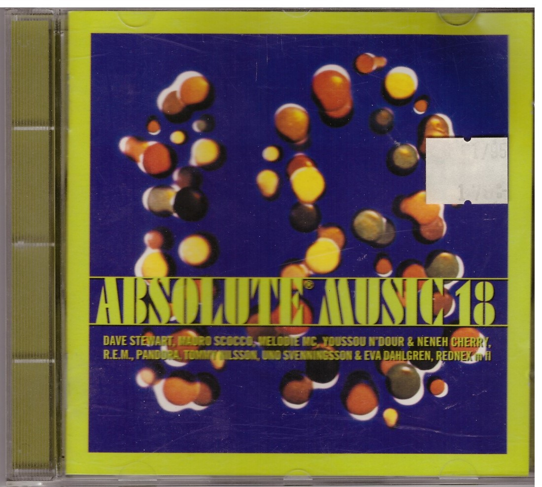 ABSOLUTE MUSIC 18 (BEG CD)